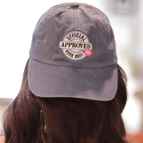 APPROVED Official Book Babe Hat-Blue