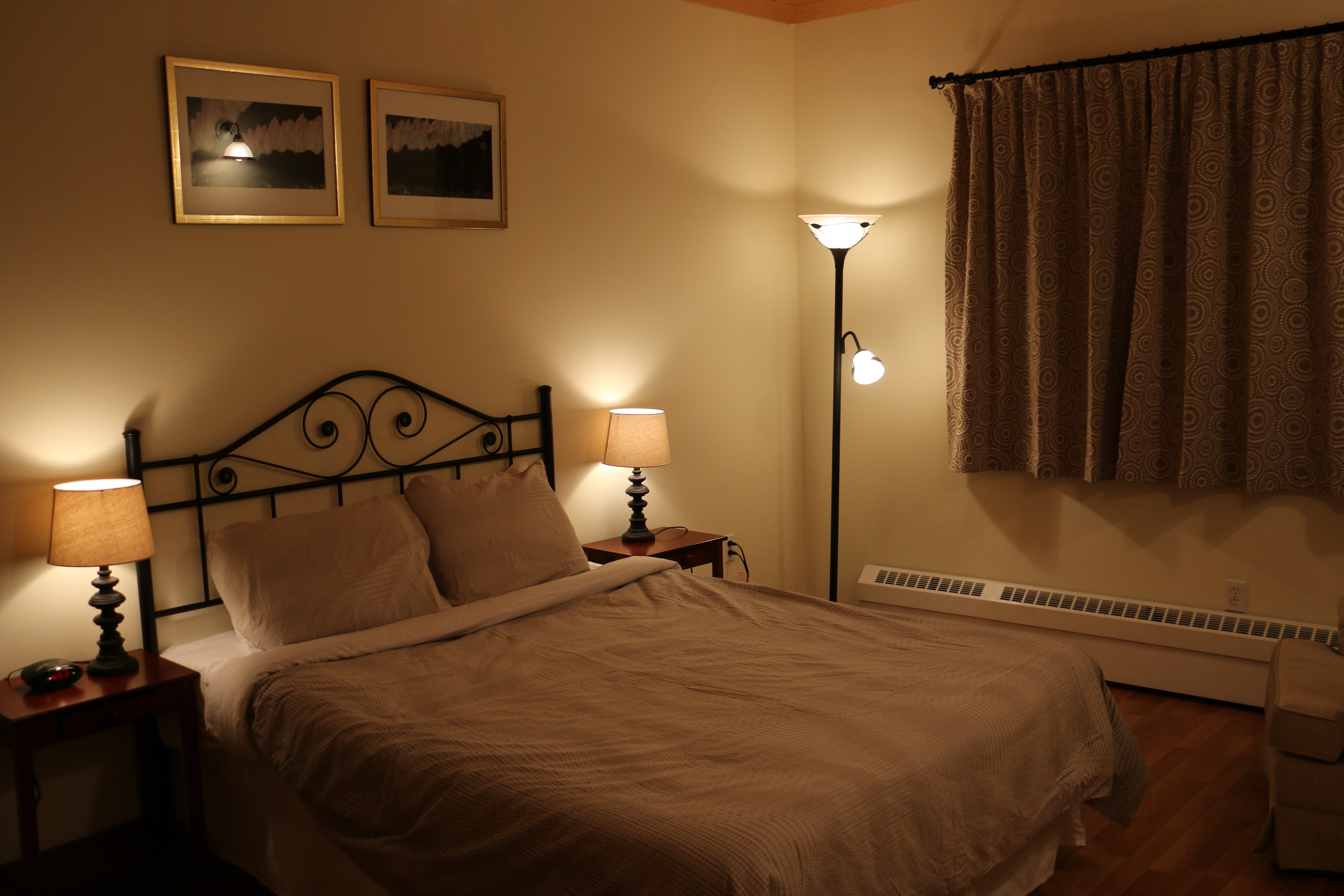 Bed room (Suite)