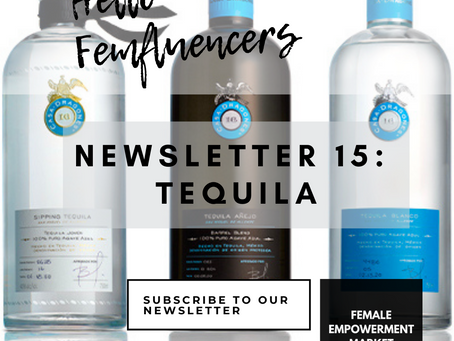💁‍♀️ Female Empowerment Market Newsletter 15: one tequila, two tequila, three tequila, floor ↘️