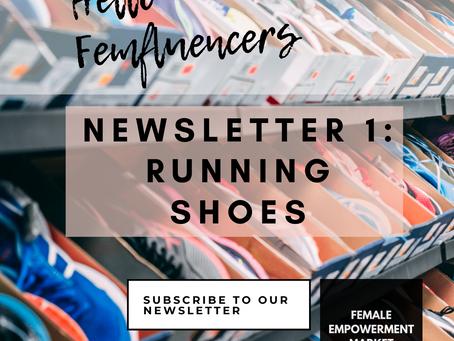 💁♀️ Female Empowerment Market Newsletter 1: Running Shoes 👟