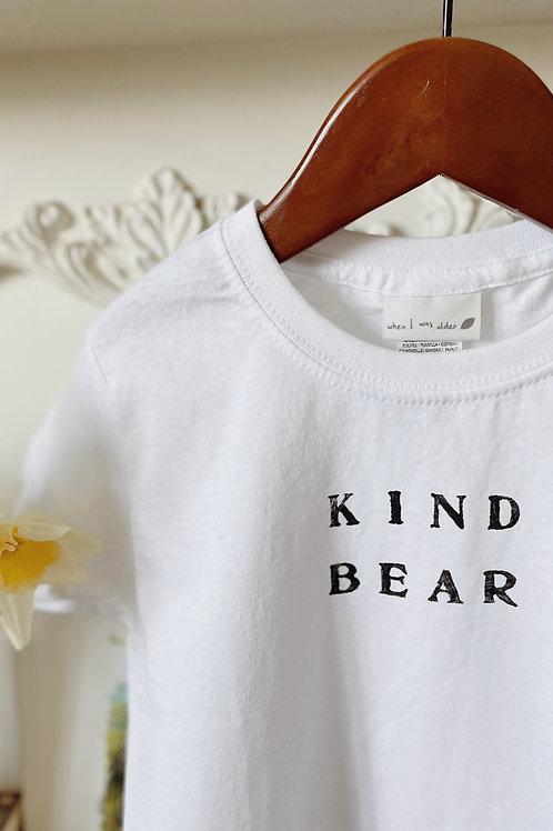 Kind Bear T-Shirt
