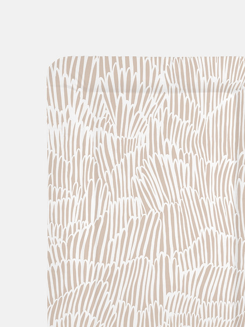 Petal Nude Table Changing Mat