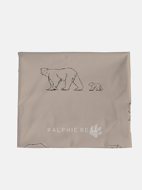 Mother Bear Splash Mat