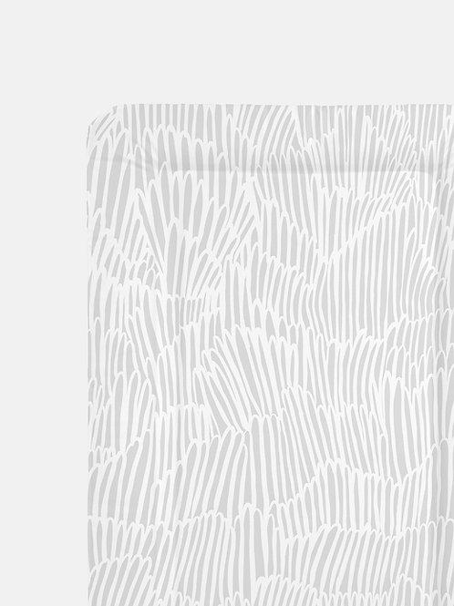 Petal Grey Table Changing Mat
