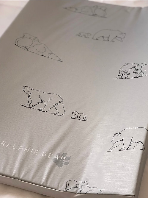 Mother Bear Anti Roll Wedge Changing Mat