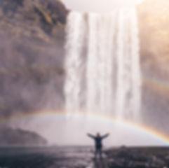 Rainbow et Cascade