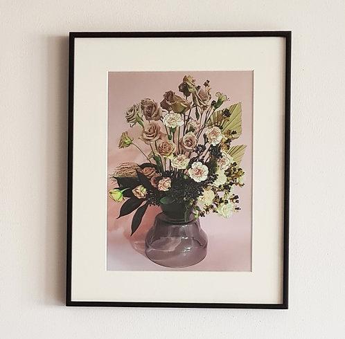 ERT'E תמונת פרחים