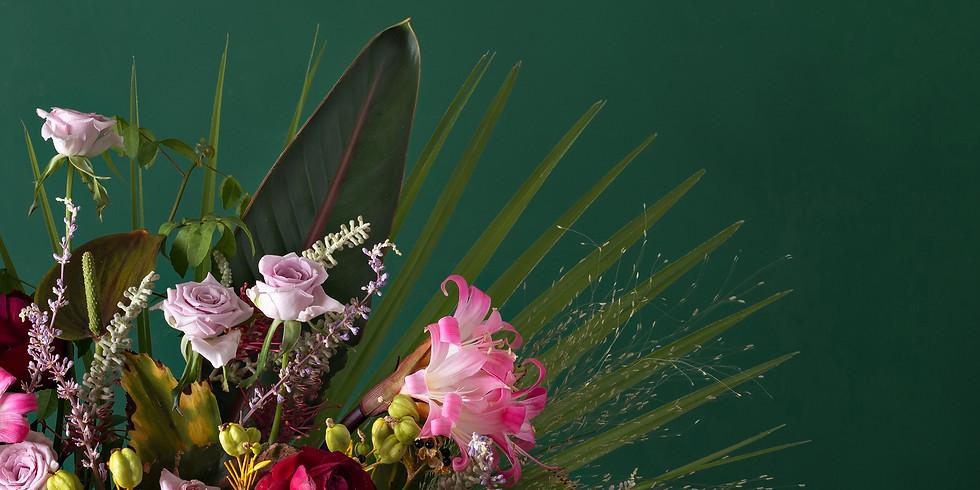 FLOWERS & FRUITS סדנת בוקר