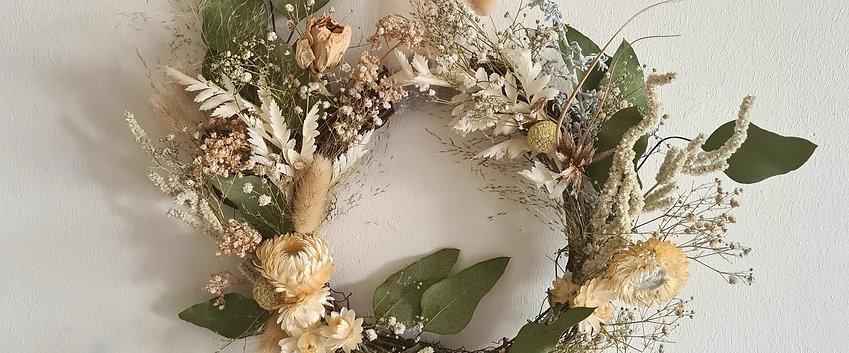 חישוק פרחים אליזבת