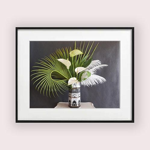 SWAN LAKE תמונת פרחים