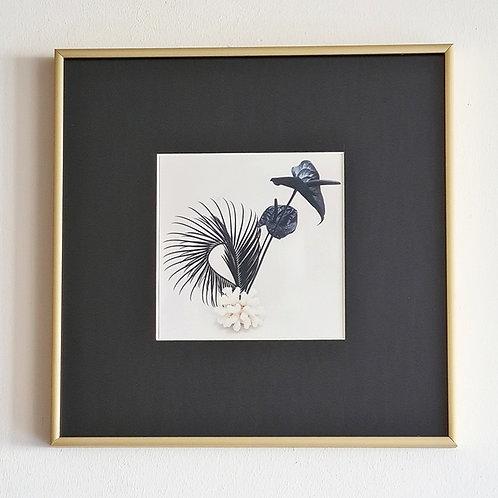 KURO תמונת פרחים