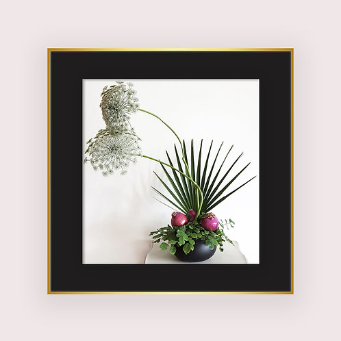 YASHINOKI תמונת פרחים