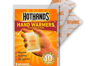 How to keep your hands warm and steady this winter 2020