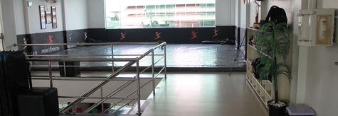 Academia Sergipana de Aikido - Espaço
