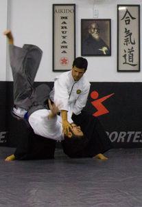 Academia Sergipana de Aikido - Sensei Alexandre