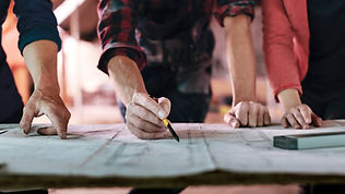 Planung Holzbearbeitung