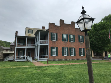 John  Brown's  War   and  The  Battle of Harpers Ferry                 2019