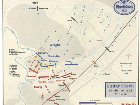 1864 Shenandoah Valley Campaign 2017