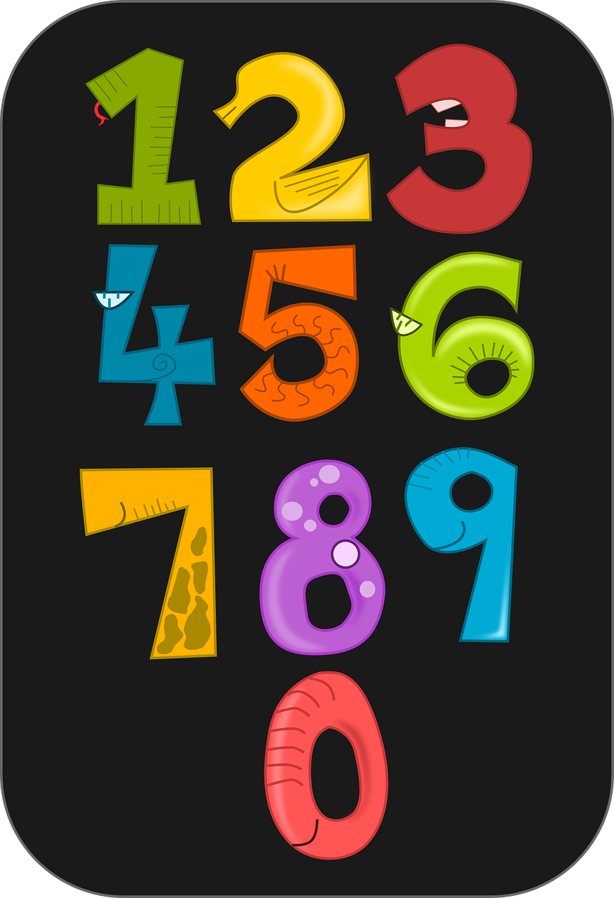Basic Number recognition