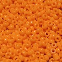 Orange mandarine opaque 11/0