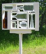 martine de jong, art, kunst, installatie, glasses, rouen, extencion, 1, 2, 3,