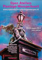 martine de jong, art, kunst, open ateliers, OAPW,