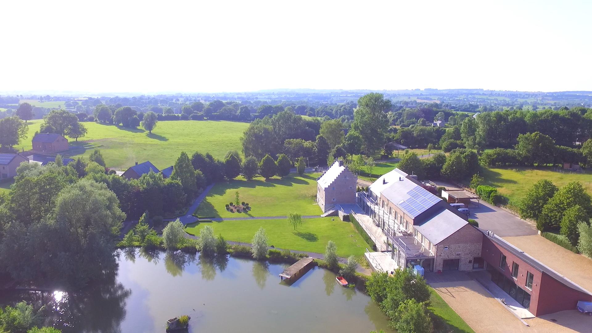 Gîte Château de Crawhez Capacité pou