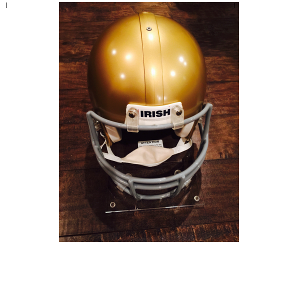 Full Size Football Helmet