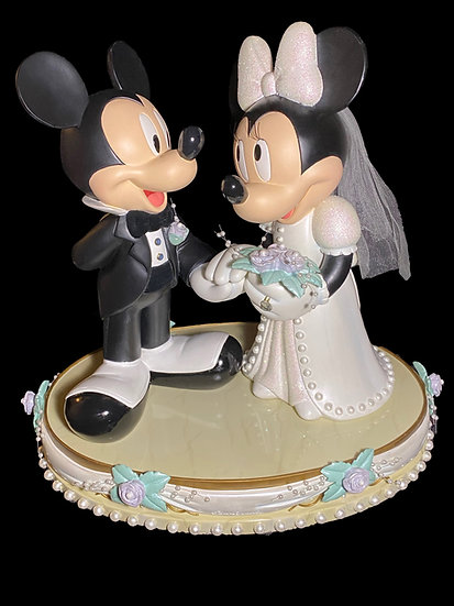 Minnie and Mickey Wedding