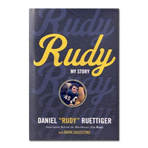 Rudy My Story Soft Cover Book