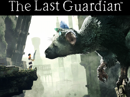 The Last Guardian: The Giant Power of Love