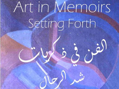 Art in Memoirs: Setting Forth