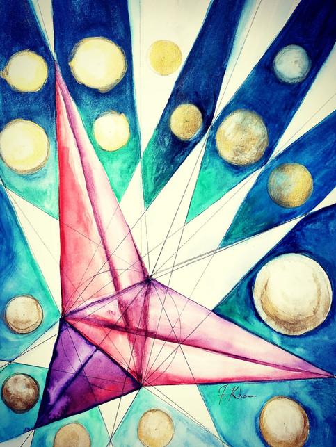 Art by Fozia Khan