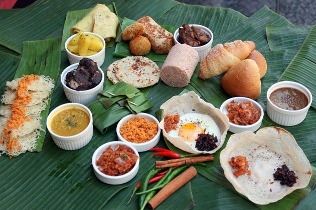 What's Cooking Sri Lanka?