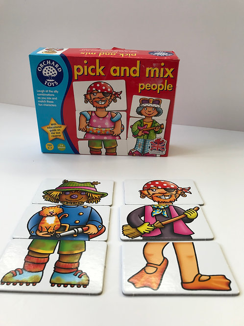 Orchard Games - Pick n Mix People
