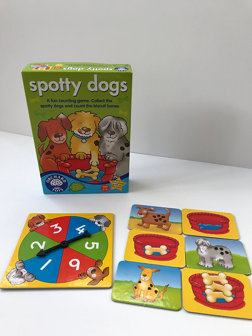Orchard Games - Spotty Dogs