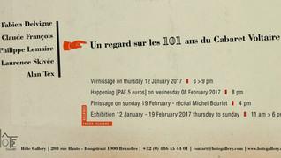 """A DADA"""" Les 101 ans du cabaret Voltaire"""""""