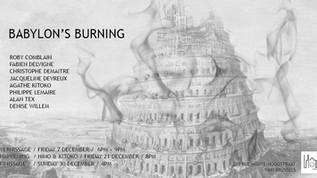 Exposition Babylon's Burning