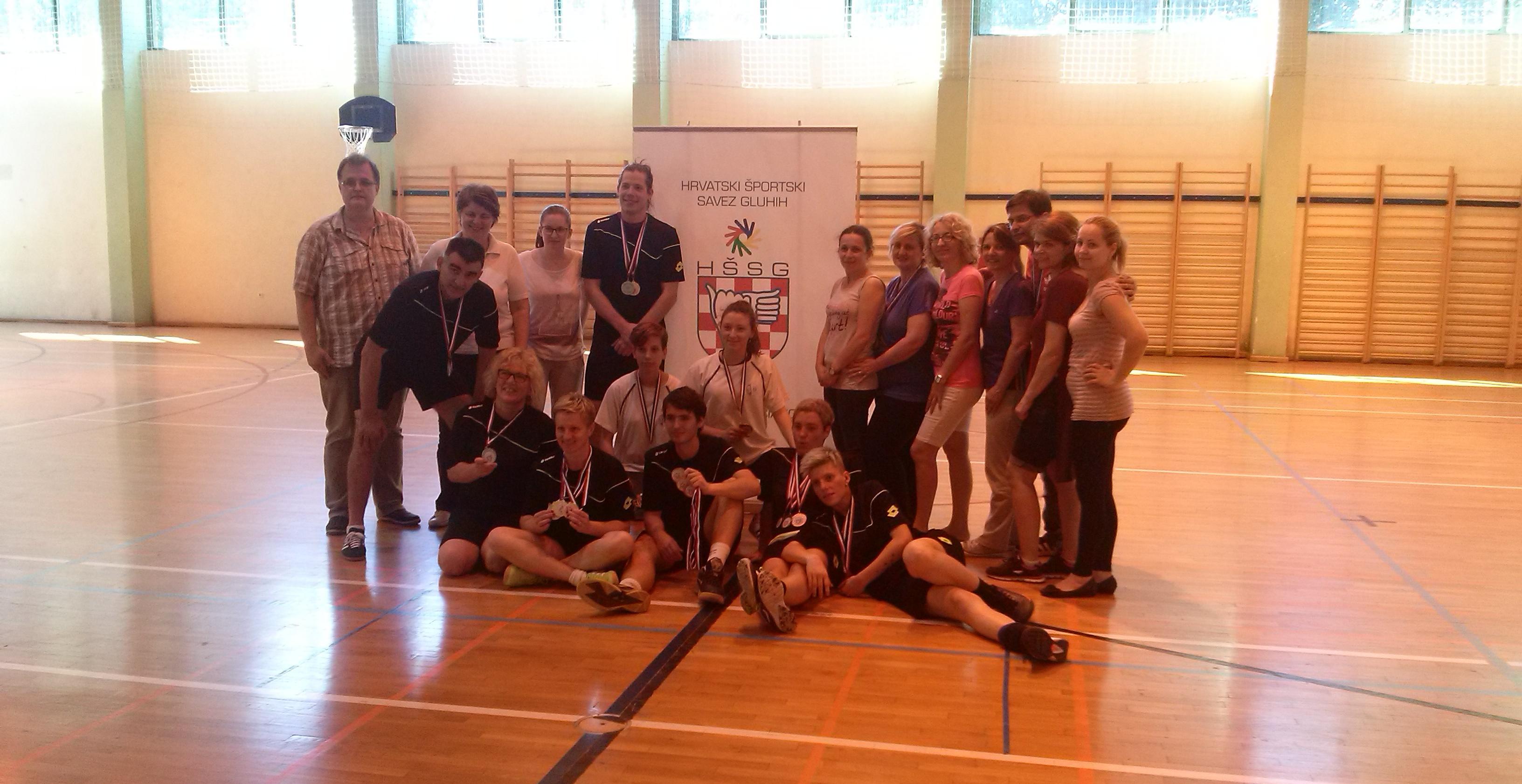 Drzavno prvenstvo gluhih 2016.