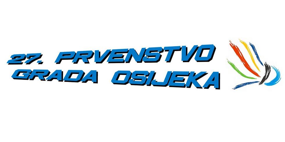 27. prvenstvo Osijeka