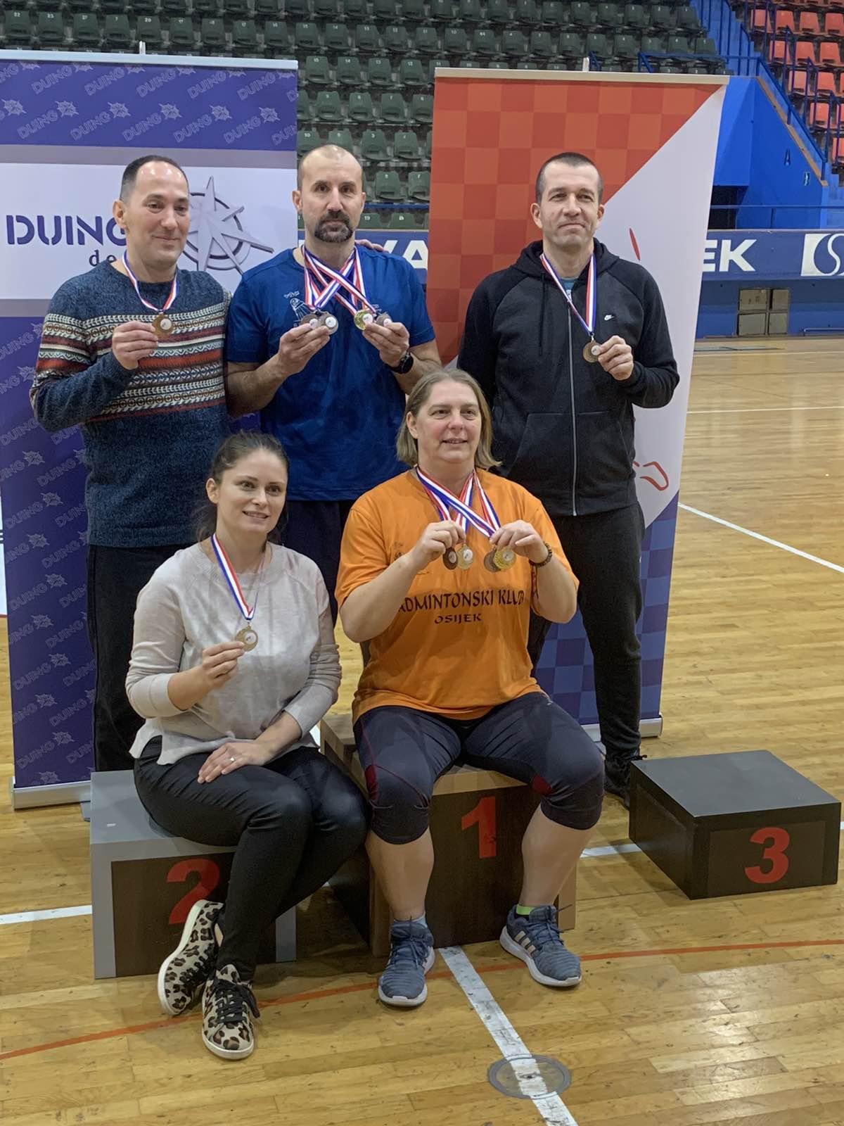 BK Osijek - veterani