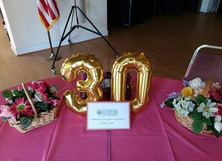 CCHASM celebrates 30 years!