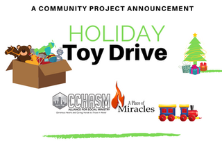 Support the 2019 Holiday Today Drive