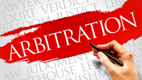 Arbitration in 8 minutes