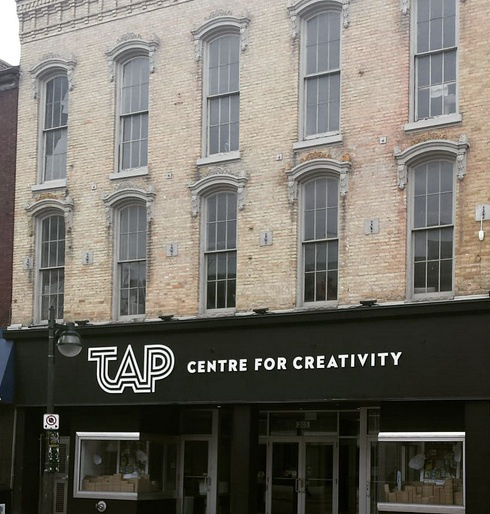 London's downtown art galleries