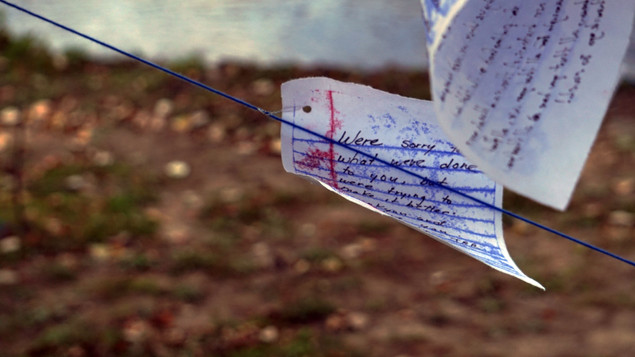 Lefty Smudges, Words to the Water