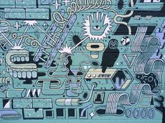 Greenway Park Mural