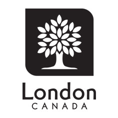 City of London White Logo