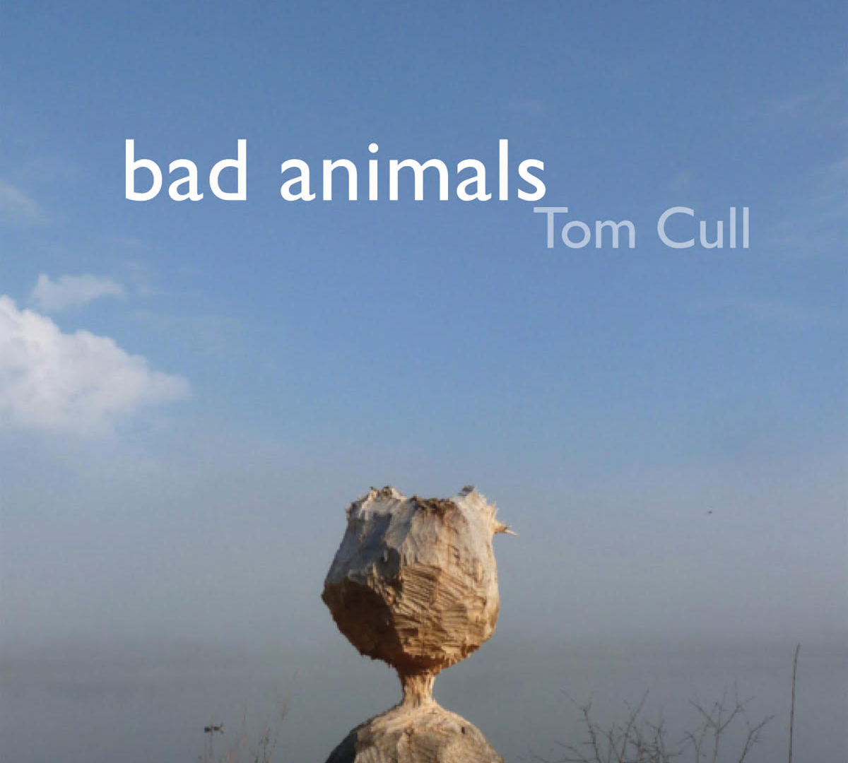 "Cover of Tom Cull's ""Bad Animals"""