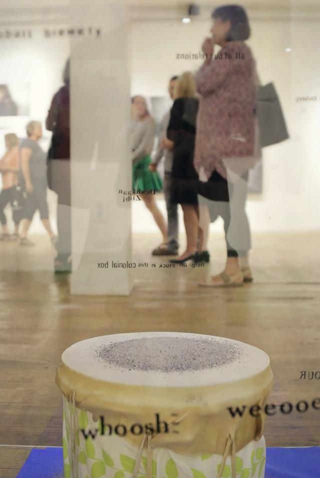 Erik Mandawe & Megan Arnold's Crossings collaboration